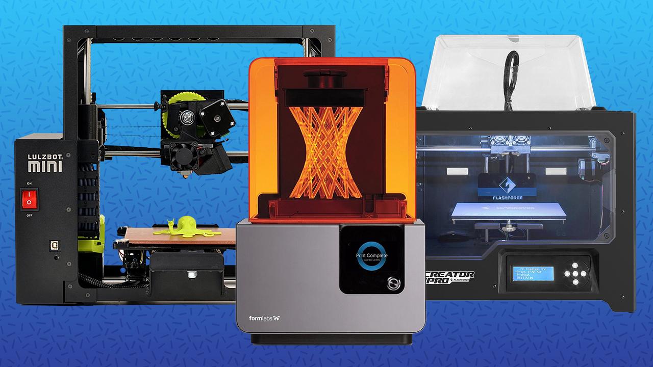 3 Dimensional Printers