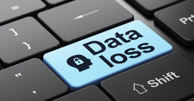 Losing Data