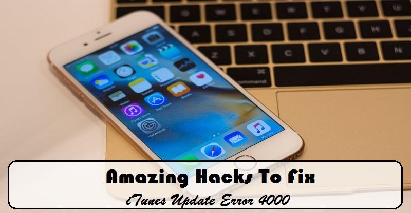 The Itunes Iphone Update Error 4000 {Forum Aden}