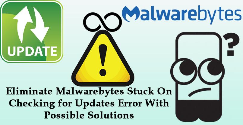 malwarebytes update not working