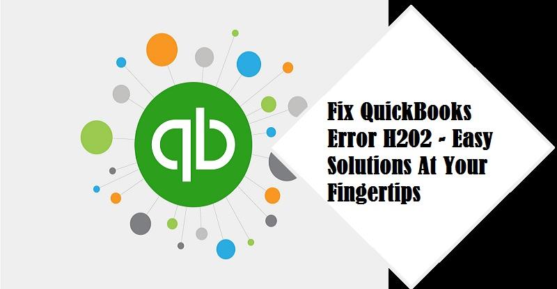 Image result for QuickBooks Error H202
