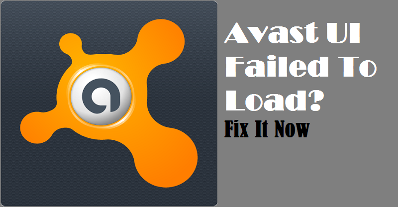 How to Fixes Avast UI Failed To Load | Internet Table Talk