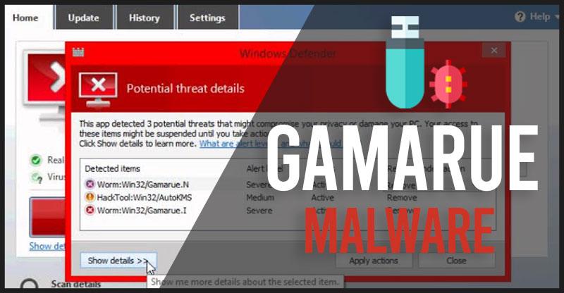 Gamarue-Malware